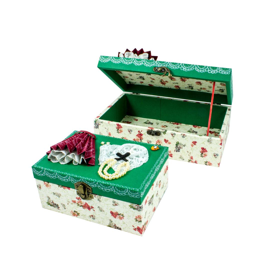 Cajas decoradas de san isidro tontunicas mc hecho a mano - Cajas decoradas a mano ...